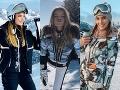 Tipy na lyžovačky známych