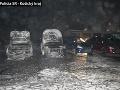FOTO Dve noci po sebe úradoval v Michalovciach podpaľač áut: Polícia začala trestné stíhanie