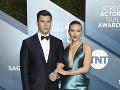 Colin Jost a Scarlett Johansson