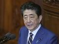 Japonsko chce mier s Ruskom: Vláda je pripravená ukončiť územný spor, tvrdí Abe