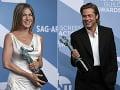 Brad Pit a Jennifer Aniston