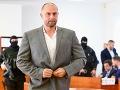 Norbert Bödör na hlavnom pojednávaní v kauze vraždy Jána Kuciaka