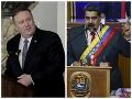 Pompeo volá do boja proti Madurovi: Musíme ukončiť tyraniu, kríza má dosah na celý región