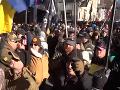 Demonštrácia v USA.