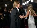 Táto fotografia obletela svet a fanúšikovia Jennifer a Brada sa potešili