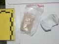 FOTO Drogový díler skončil v rukách polície: Predával pervitín hlavne v Žiline a okolí