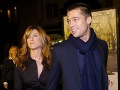 Jennifer Aniston a Brad Pitt