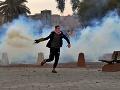 Nepokoje v Iraku neutíchajú: