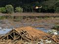 VIDEO Silný dážď v Brazílii: Záplavy a zosuvy pôdy si vyžiadali prinajmenšom 11 životov