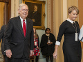 Senátori v tom majú jasno: Pravidlám pre proces s Trumpom dali zelenú