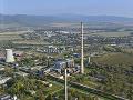 Vláda vyhlásila mimoriadnu situáciu v areáli bývalých chemických závodov Chemko Strážske