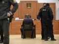 Štefan Mlynarčík a Miroslav Kriak, ktorí sledovali novinárov, vypovedajú na hlavnom pojednávaní.