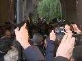 VIDEO Macron sa v Jeruzaleme dostal do potýčky s izraelskou políciou: Obvinil ich z porušenia pravidiel