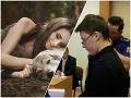 Nešťastne zamilovaný Daniel (19) chcel mať Terezu pre seba: FOTO Vtrhol do domu a na smrť ju dobodal