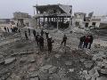 V Sýrii to stále