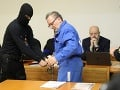 Rusko sa opäť postavil pred súd: S Černákom som mu vybavil stretnutie, vypovedal Kováčik