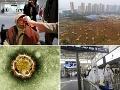 FOTO Smrtiaci vírus zmenil Čínu na sci-fi: Čakajú tieto šialené opatrenia aj Európu?