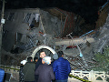 Medzi obeťami zemetrasenia v