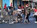 VIDEO Demonštrácie v Bagdade: Najmenej 27 ľudí utrpelo zranenia pri zrážkach s irackými silami
