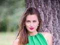 Slovenská herečka oslavuje v