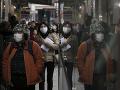 Čína bojuje s koronavírusom