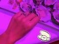 Nela Slováková mala na prste zásnubný prsteň a obrúčku, ktorých cena bola 1,5 milióna českých korún.