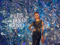 Riaditeľka Miss Czech Republic Taťána Makarenko.