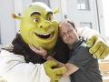Rasťo Sokol je dabingovým hlasom Shreka.