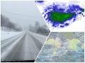 Meteorológovia varujú pred snežením a vetrom na horách, výstraha platí pre tieto okresy