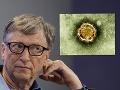 Bill Gates predpovedal pred dvomi rokmi smrtiacu pandémiu: Mohla by zabiť až 33 miliónov ľudí