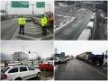 Autodopravcovia ukončili blokádu hraničných priechodov: Sú neprestajne v pohotovosti