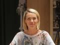 Mirka Gális Partlová si zahrá učiteľku Hanu.