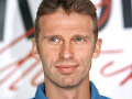 Najlepší brankár sveta za rok 1999 Dominik Hašek.