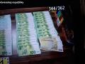 FOTO NAKA zasahovala v Seredi: Zaistila niekoľko kilogramov drog
