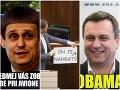 Po zverejnení Dankovho telefonátu so Zsuzsovou vybuchol internet: Najvtipnejší škandál roka!