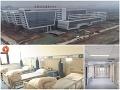 Neuveriteľné! VIDEO Novú nemocnicu v Číne otvorili za 48 hodín