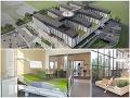 VIDEO V Bratislave vzniká špičková nemocnica za 240 miliónov eur: Dokončiť sa má budúci rok