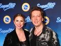 Spevák Peter Cmorik s manželkou Danielou Lovlin