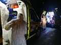 MIMORIADNE Poplach na severe Slovenska! Dvoch mužov, ktorí sa vrátili z Číny, hospitalizovali