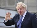 Britský premiér Boris Johnson