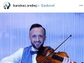 Ondrej Kandráč je talentovaný muzikant, spevák, zabávač a moderátor.