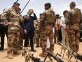 Boj proti džihádistom v Saheli: Francúzsko vyšle ďalších 600 vojakov