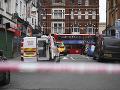 Policajti pri zásahu zastrelili jedného muža.