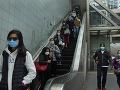 Cestovať by mali len v nevyhnutných prípadoch: Británia vyzýva občanov na odchod z Číny