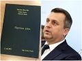 AKTUÁLNE Polícia zastavila vyšetrovanie rigoróznej práce Andreja Danka