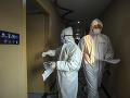 Na lodi zisťujú pre koronavírus zdravotný stav pasažierov a posádky