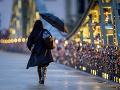 Od nedele poobedia hrozí na mnohých miestach Slovenska dážď, najviac v týchto krajoch