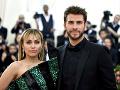 Miley Cyrus a Liam Hemsworth