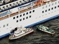 Koronavírus potvrdili aj na výletnej lodi