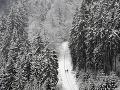 Prišla zima: Na strednom a východnom Slovensku očakávajú mráz až -17 stupňov Celzia